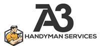 A3Handyman Services Logo