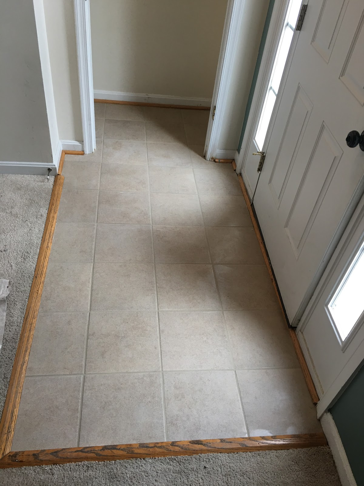 A Tiled Floor | Home Repair Maintenance in Fulton, MD